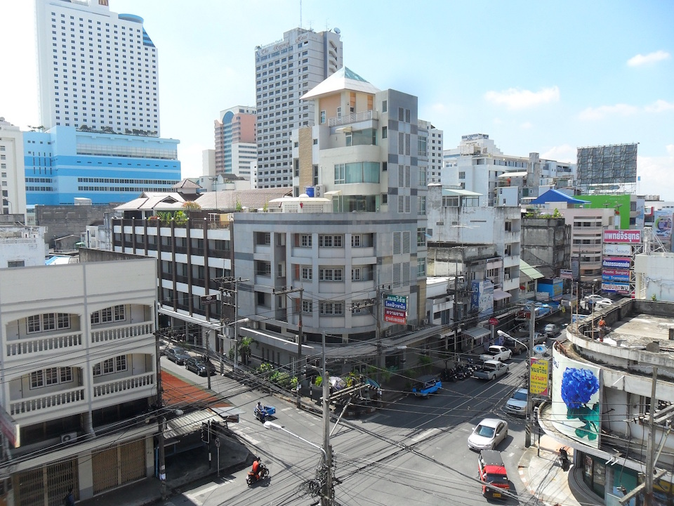 Hat Yai downtown