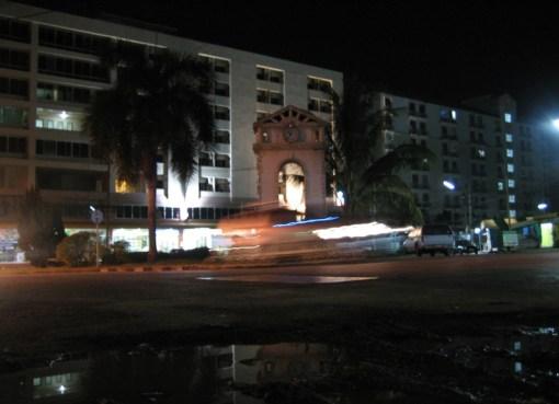 Hat Yai at night
