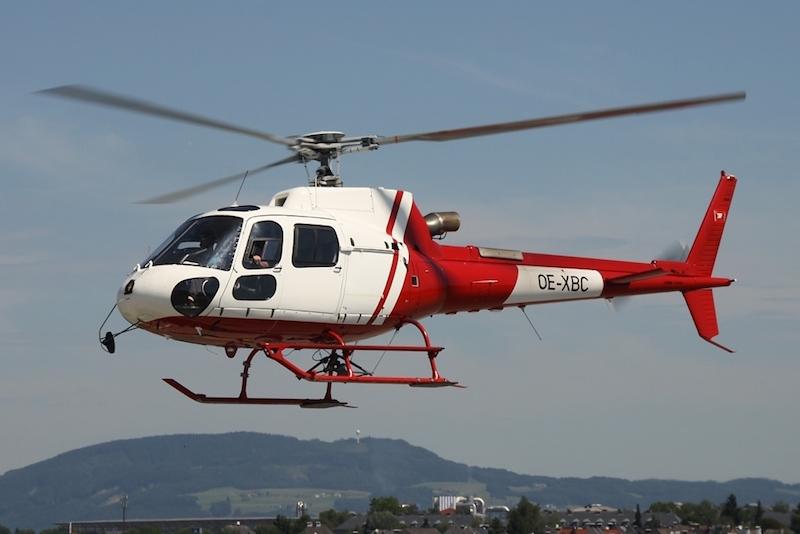 Eurocopter AS-350B-3