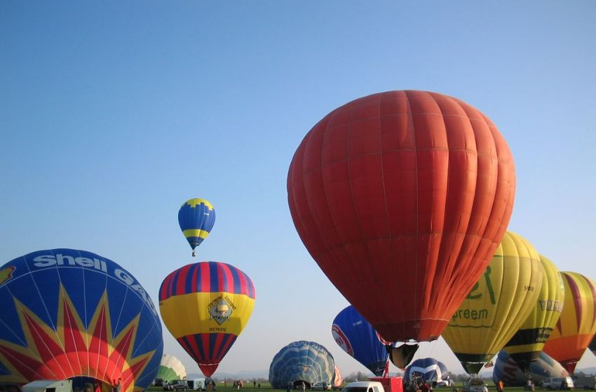 International Balloon Festival kicks off in Chiang Mai