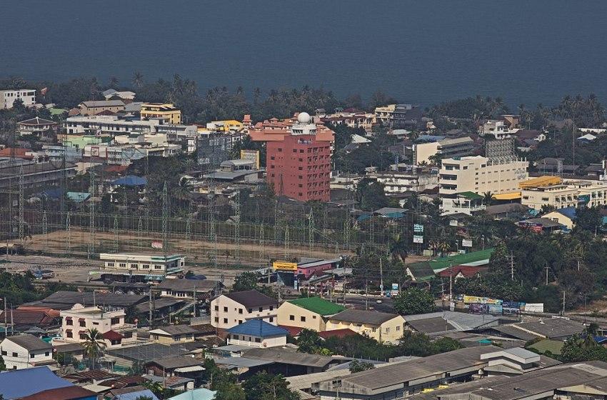 Hua Hin District in Prachuap Khiri Khan province