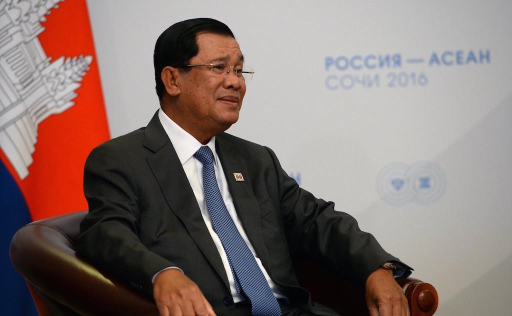 PM Hun Sen Lauds Current Cambodia-Thailand Relations