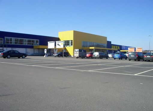 IKEA Centre in Kållered, Sweden