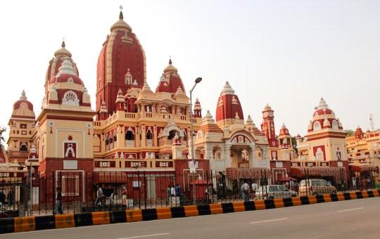 Birla Mandir in New Delhi, India