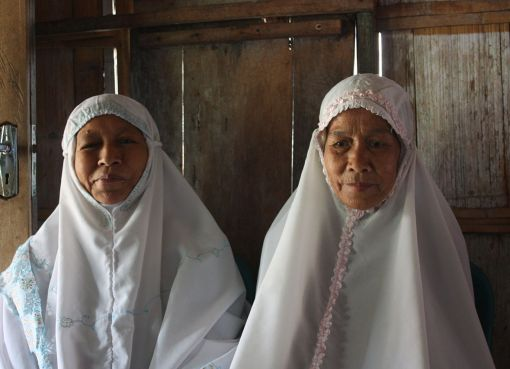 Muslim women in Indonesia