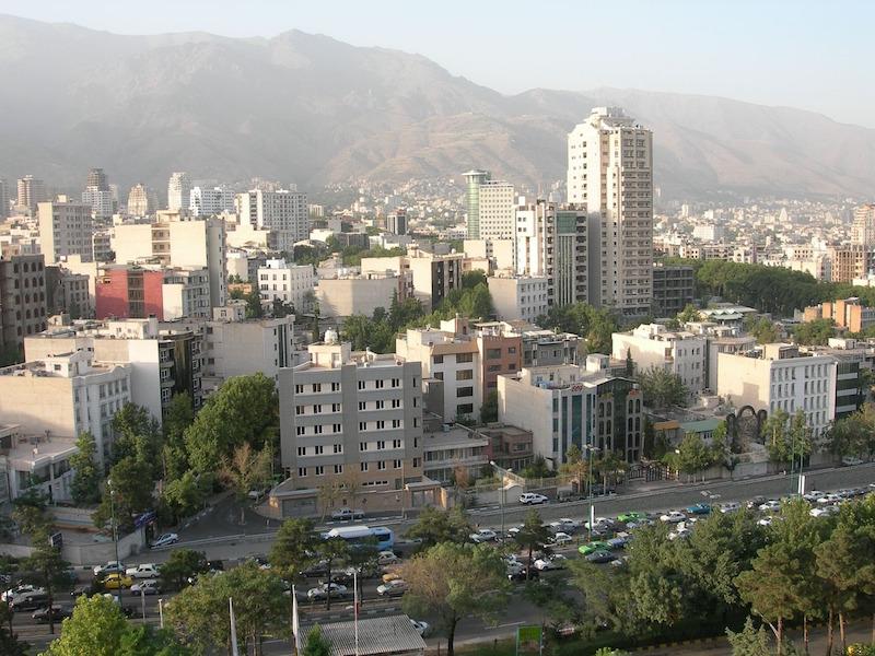 Tehran, the capital of Iran and Tehran Province