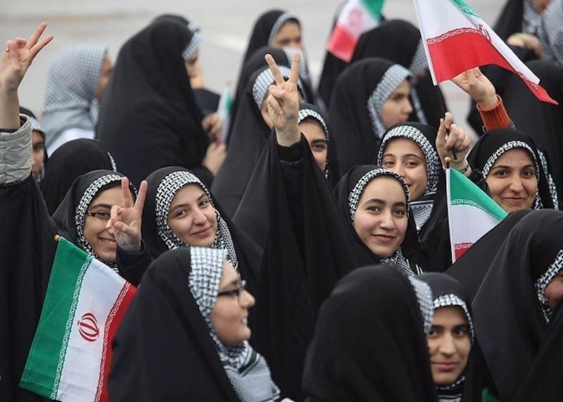 Iranian girls