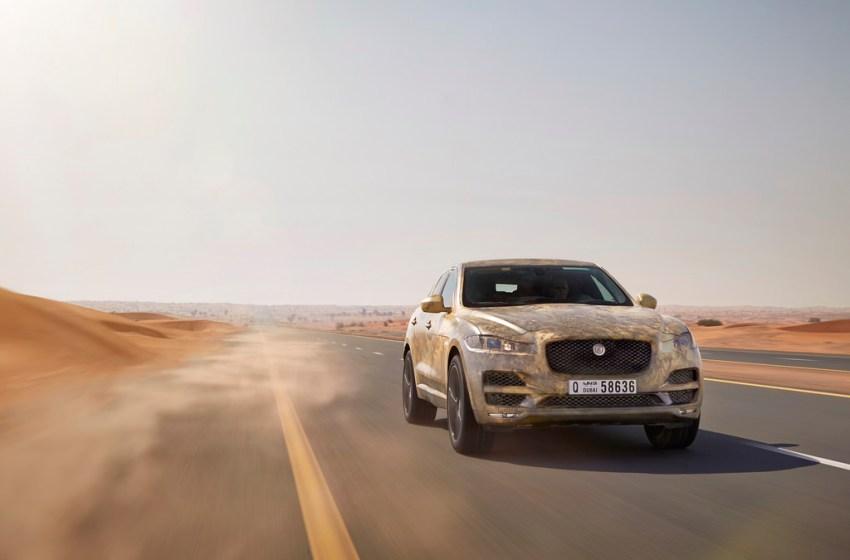 Jaguar releasing Tesla rival I-PACE in 2018