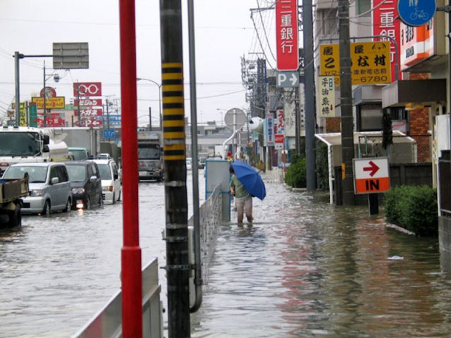 Number of Japan's Rainfalls Victims Reaches 87