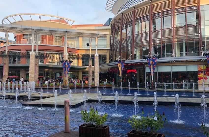 Jungceylon Shopping Mall in Patong, Phuket