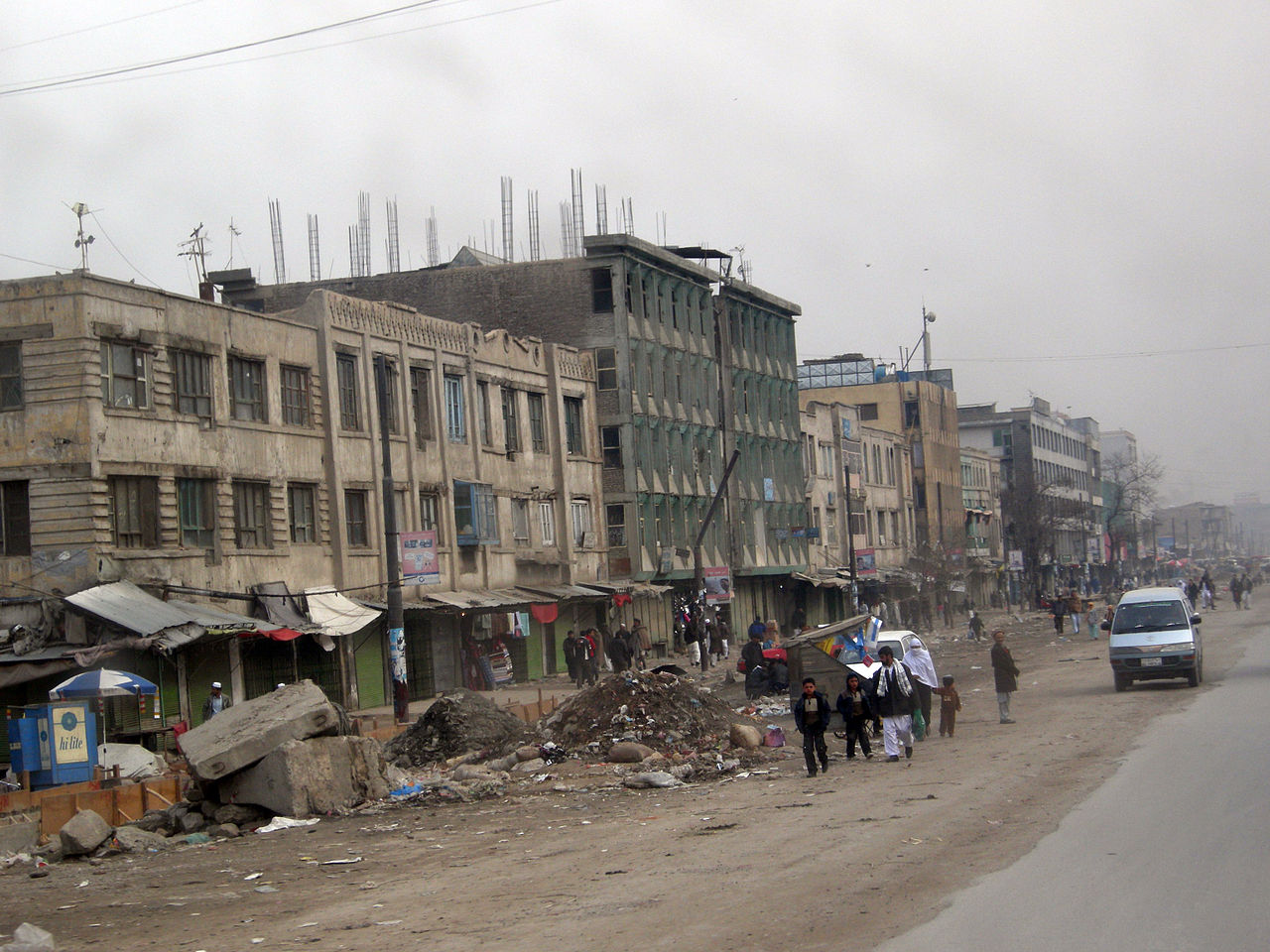 Kabul residents uneasy as Taliban closes in on Afghan capital, slam Biden for withdrawing US troops