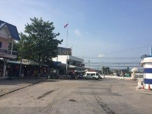 Kao Yai in Cha-am District, Phetchaburi