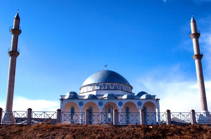 Mosque in Kazakhstan