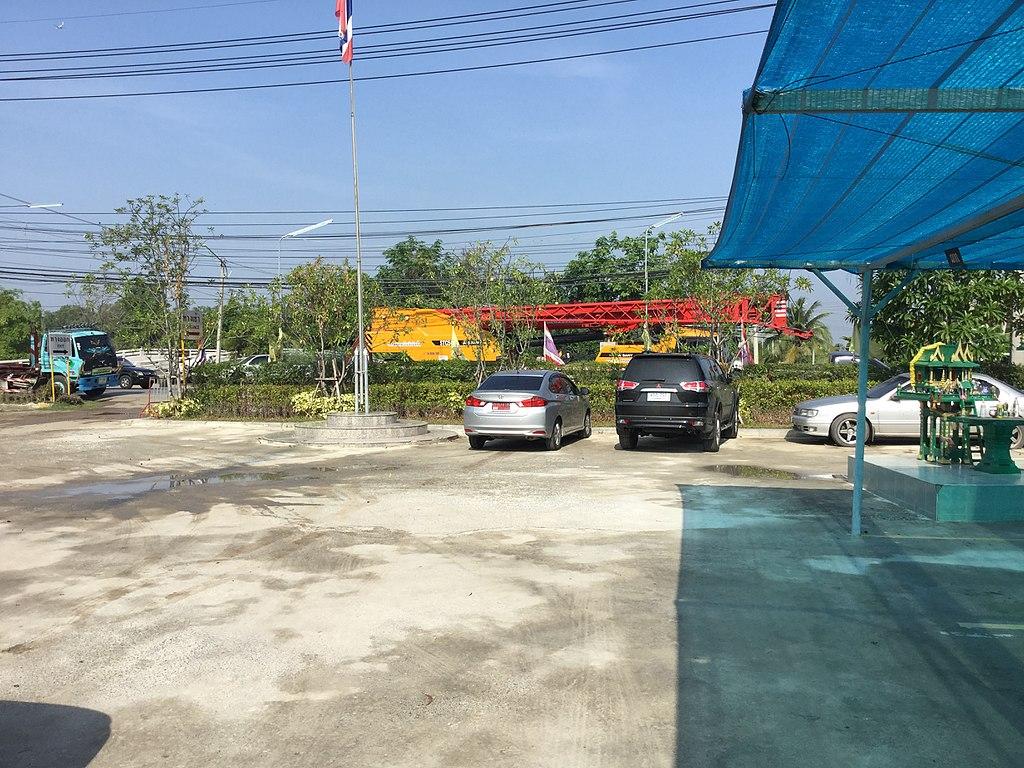 Khlong Ha in Khlong Luang District, Pathum Thani