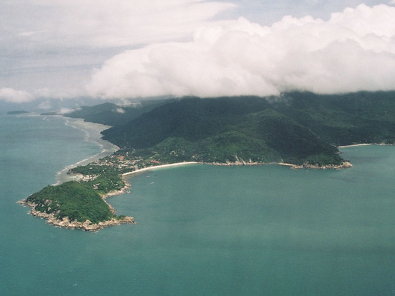 Polish family rescued after getting lost in mountainous forest on Koh Pha-ngan