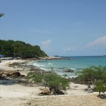 Beach in Koh Samet