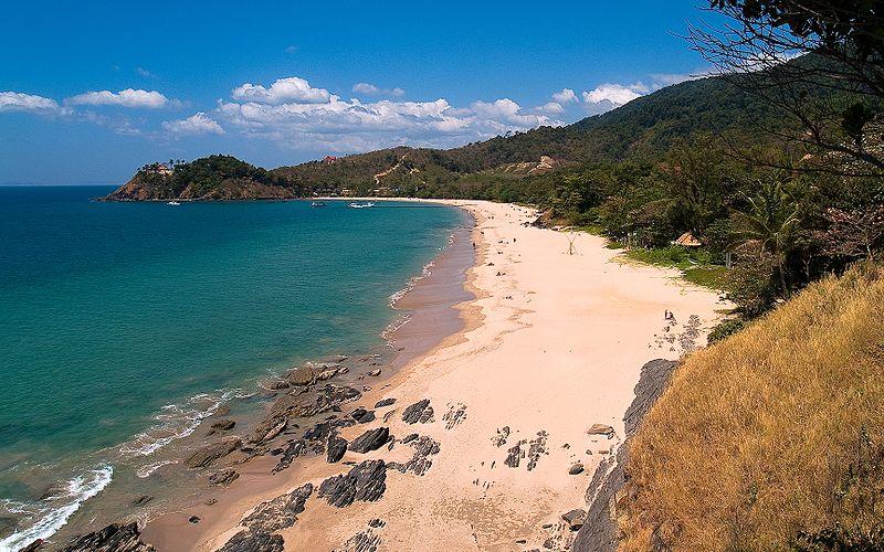 Yai Beach in Koh Lanta