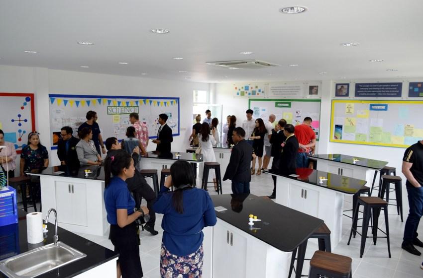 Thai kids to get English boost