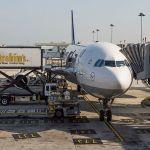 Airbus A340-300 at Kuala Lumpur International Airport