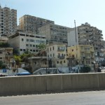Beirut, the capital of Lebanon