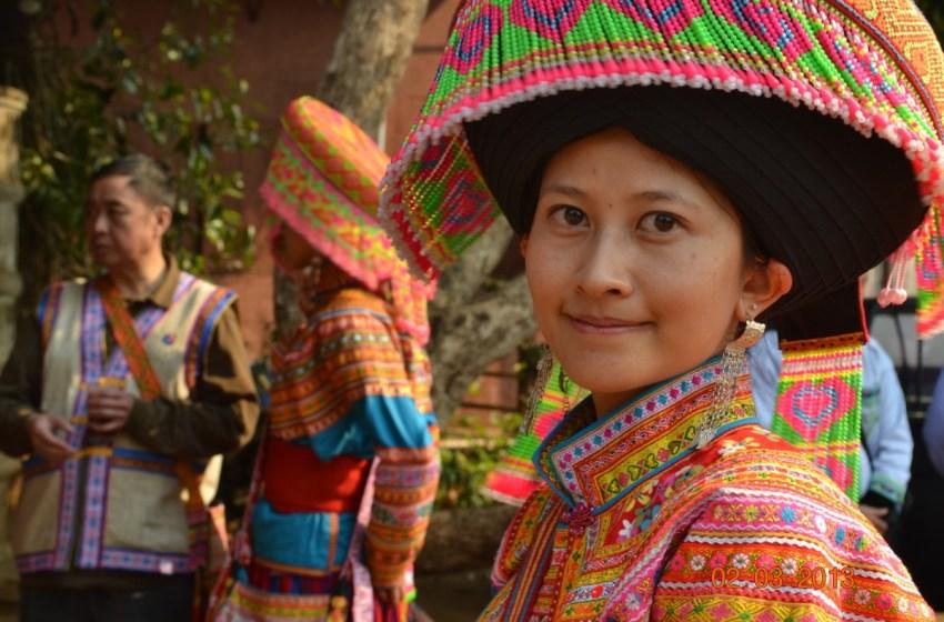 Lisu people in Chiang Mai