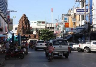 View of Lopburi city