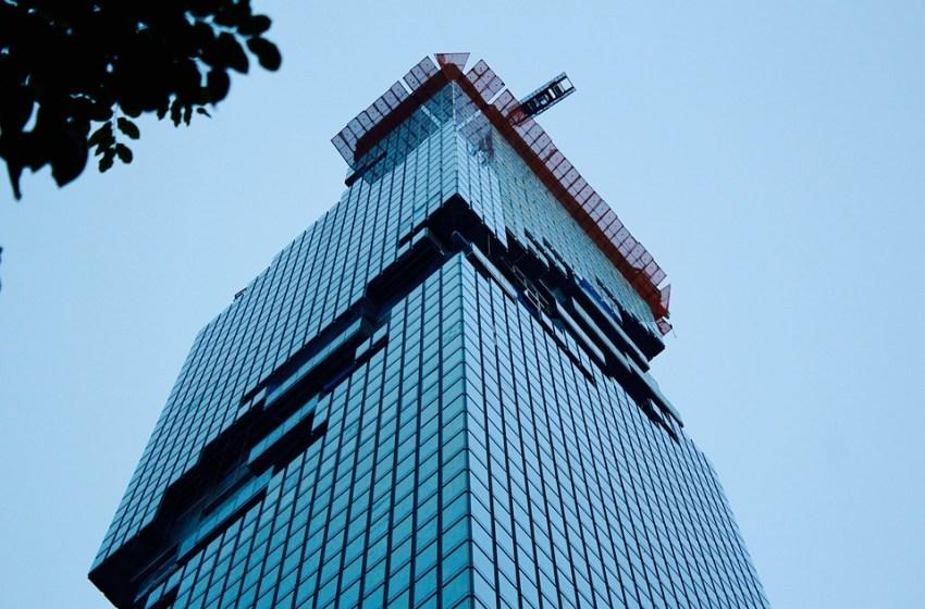 King Power to buy 'crooked building' MahaNakhon
