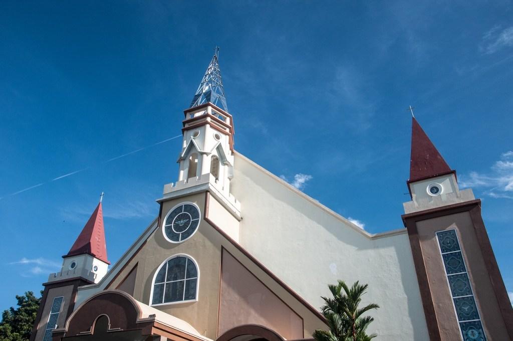 Makassar Church in Indonesia