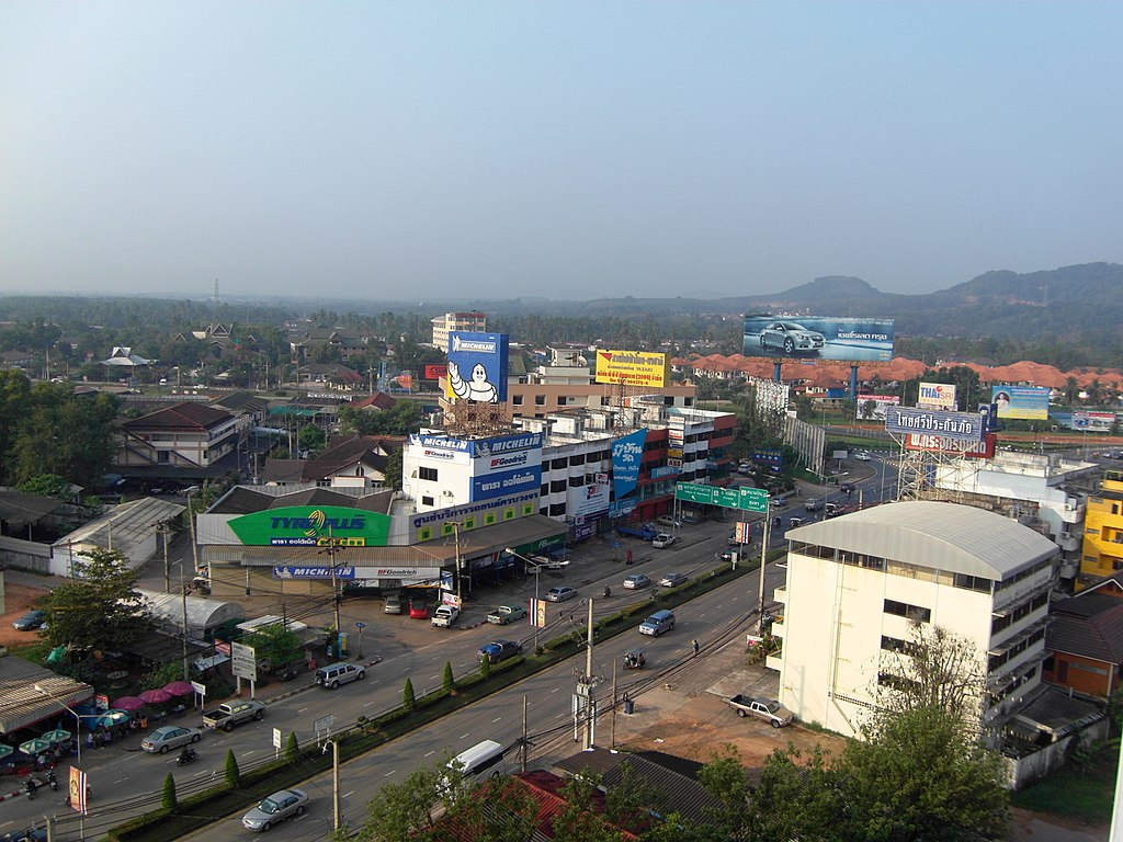 Makham Tia in Surat Thani District