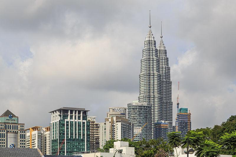 Kuala Lumpur, Malaysia. Petronas Towers