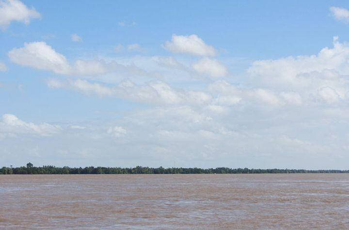 Mekong River (Neak Leung)