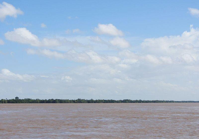 Close eye being kept on rising Mekong River