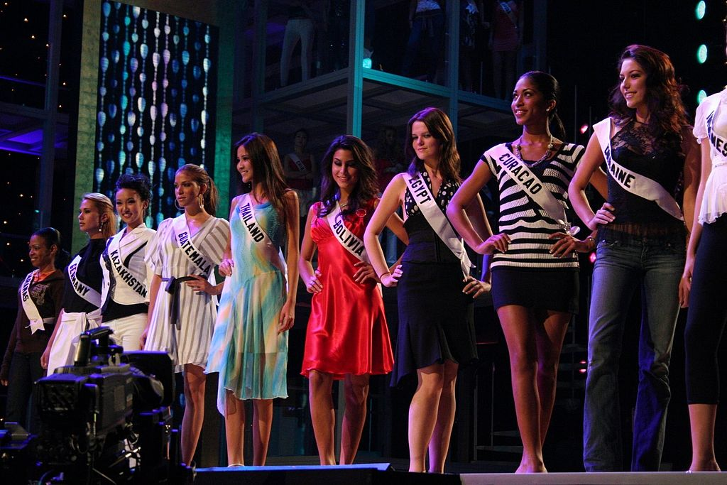 Miss Universe 2007 pageant