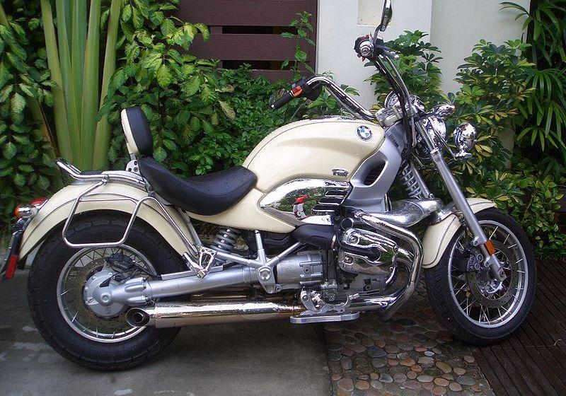 BMW R1200C motorbike in Phuket