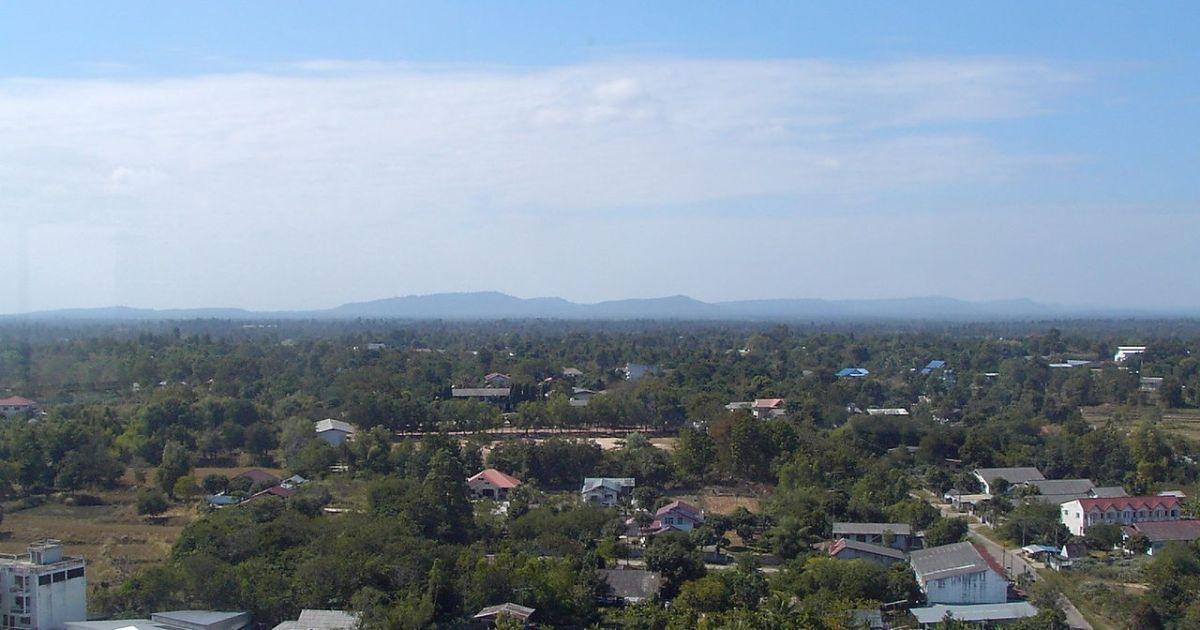 Mukdahan Haw Kaew Observation Deck