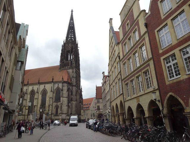 3 Dead, 20 Wounded in Van Ramming Incident in Germany's Muenster