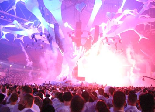 Sensation White Music Festiva