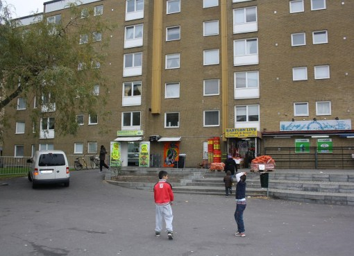 Muslim children in Malmö