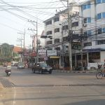 Street in Na Kluea, Bang Lamung District, Pattaya