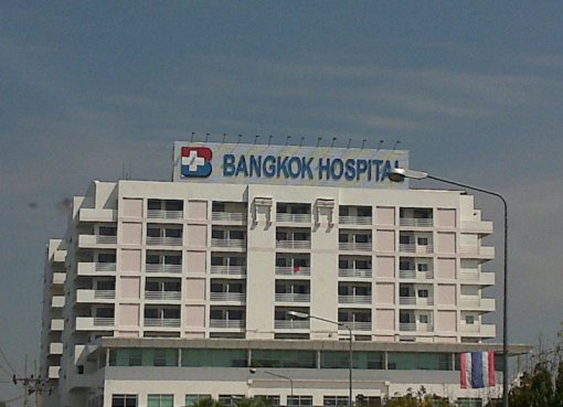 Bangkok Hospital in Korat