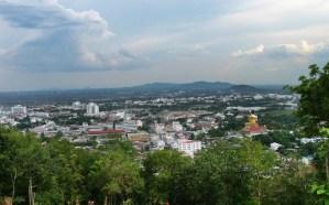 Nakhon Sawan town