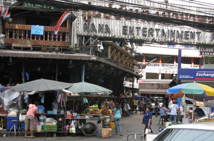 Nana, Bangkok