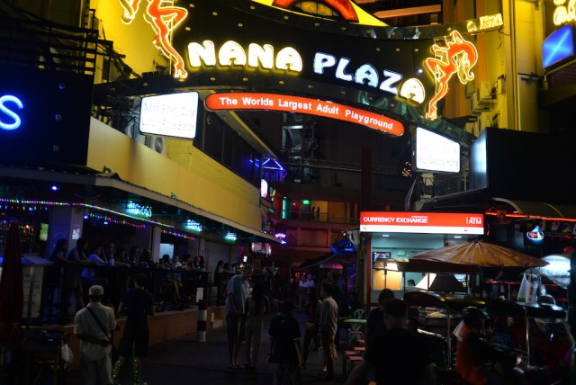Over 2 million baht of sex toys and erectile dysfunction medicine seized in raid on Nana Plaza