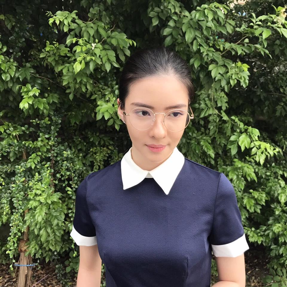 Thai actress Natnicha Cherdchubupagaree