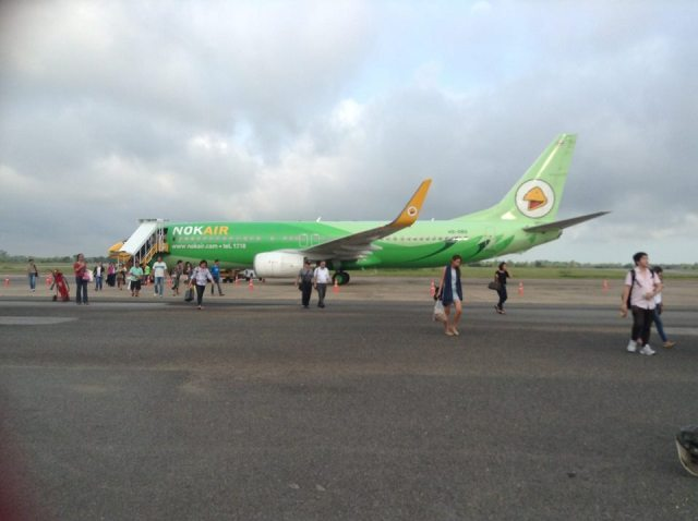 Buriram Airport requests support for expansion
