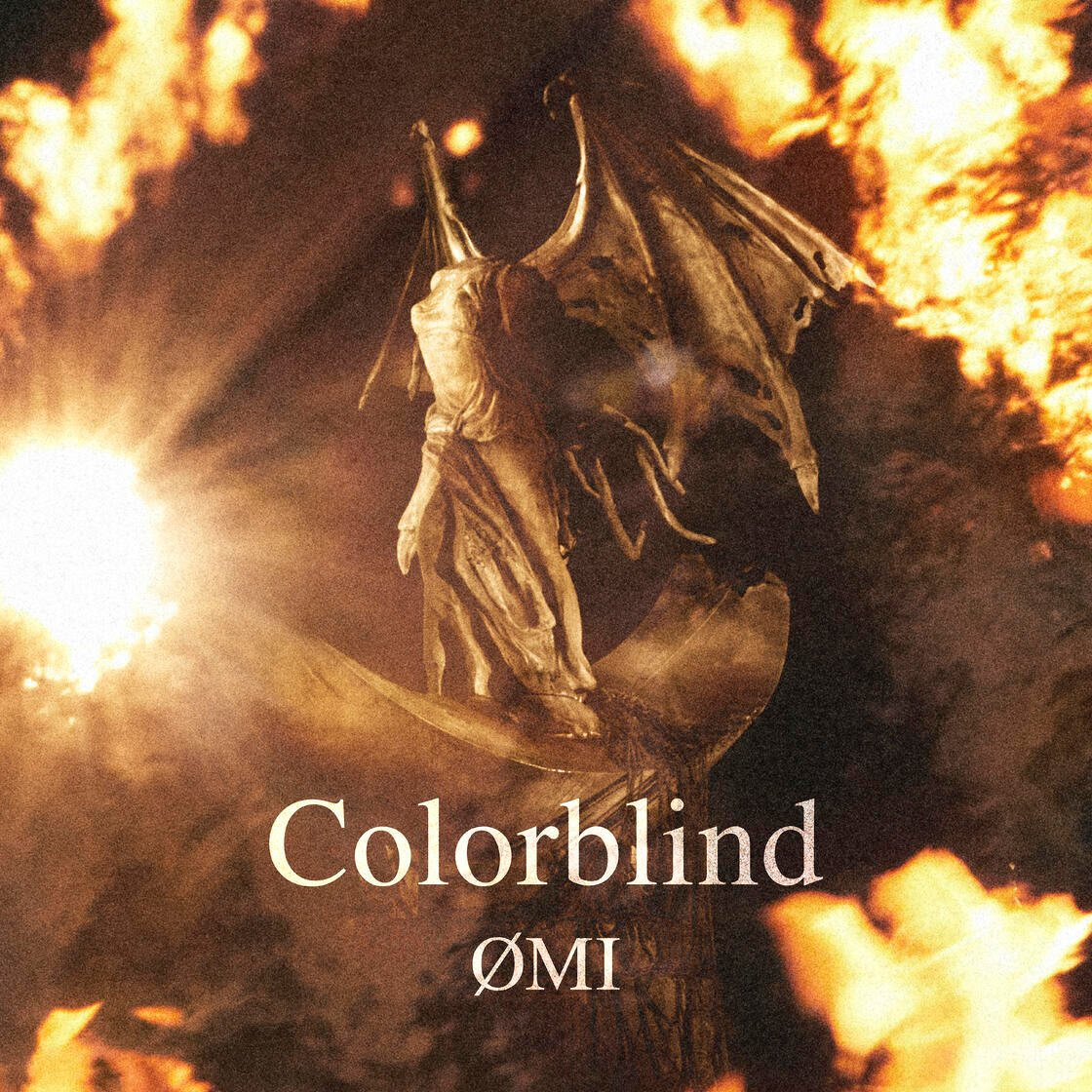 """ØMI brings clarity with new single, """"Colorblind"""" of his """"Answer … Shadow"""" EP"""
