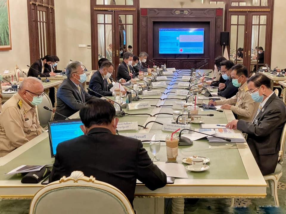 COVID-19 Forces Government to Borrow 500 Billion Baht