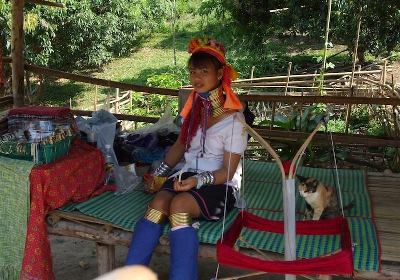 Thai Government Urged to Investigate 'Long Neck' Tourist Village