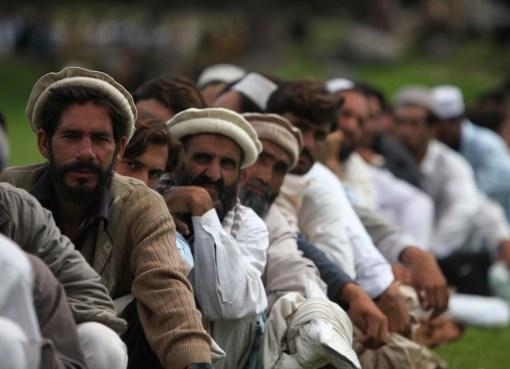 Pakistanis in Khyber Pakhtunkhwa