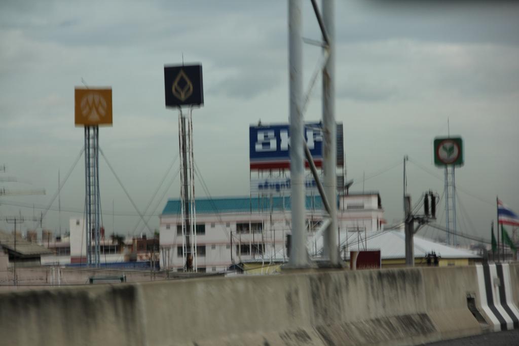 Expressway in Pathum Thani